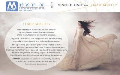 MHAPS – SINGLE UNIT RFID TRACEABILITY