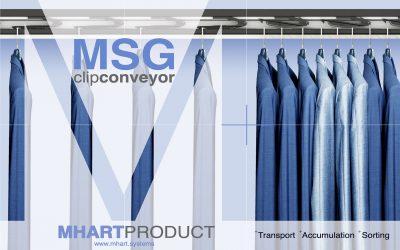 MHART MSG – Clip Conveyor