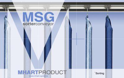 MHART MSG – Sorter Conveyor