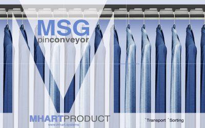 MHART MSG – Pin Conveyor