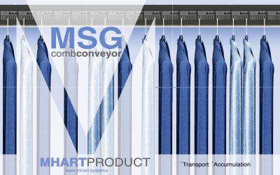 MHART MSG – Comb Conveyor